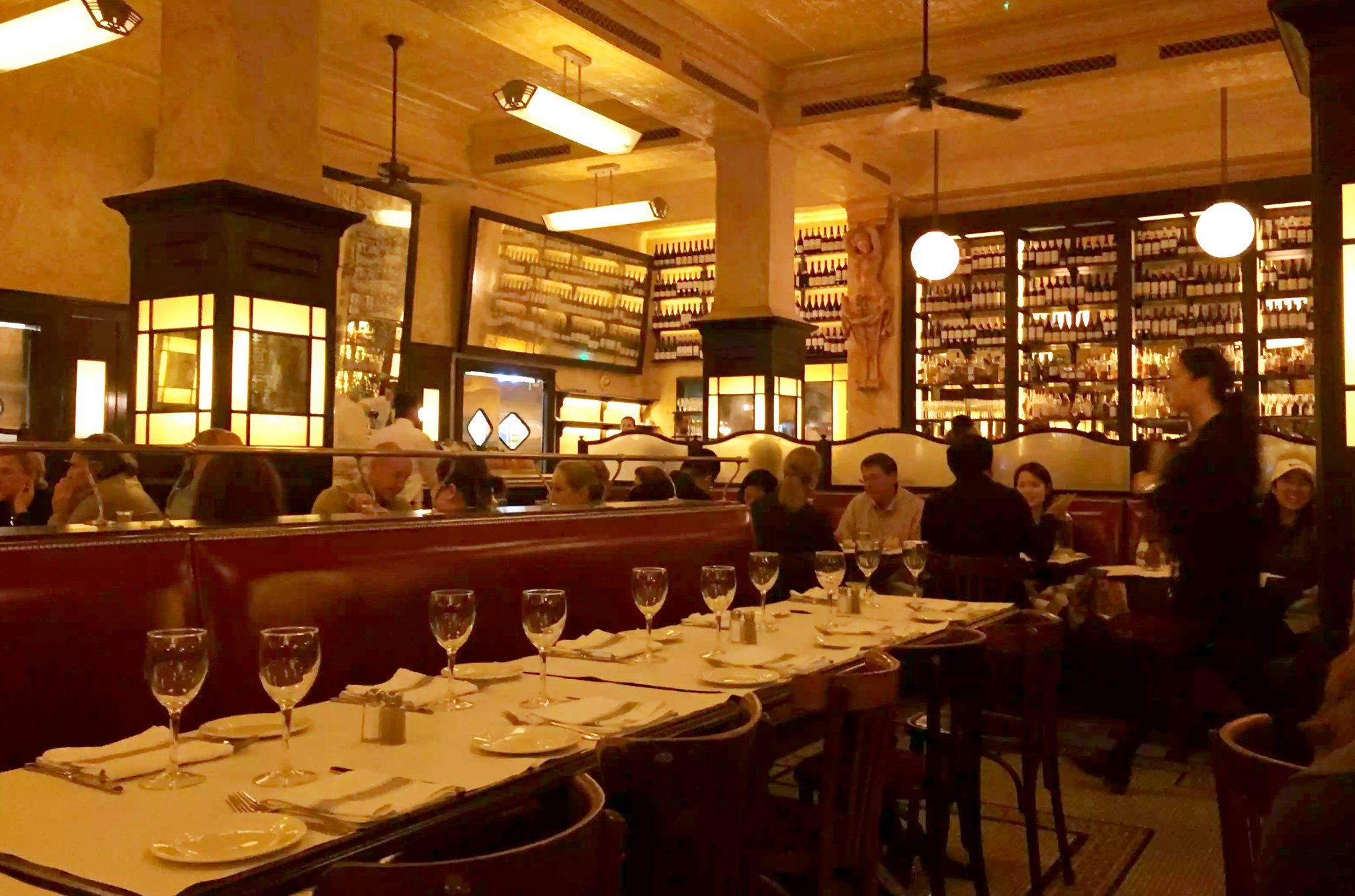 Balthazar Restaurant Covent Garden, London