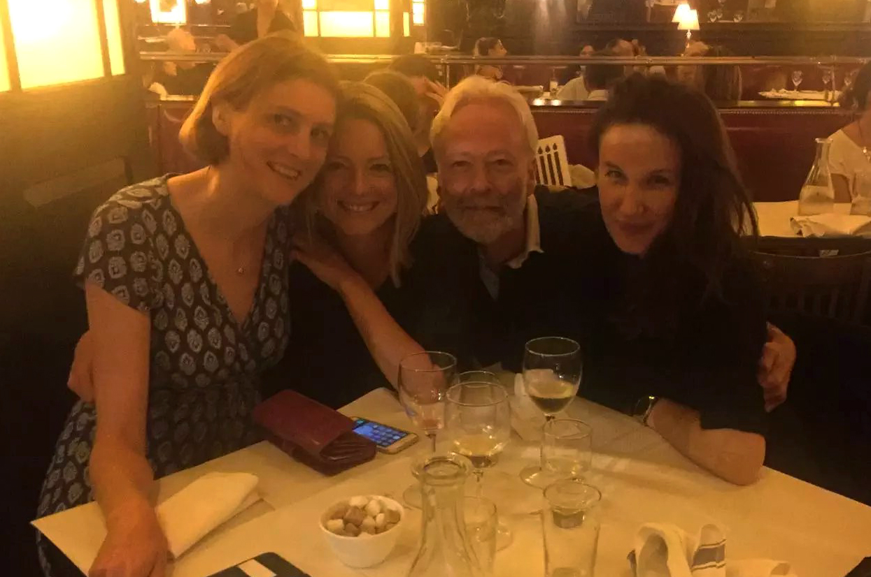 Balthazar Restaurant Covent Garden, London Birthday Friends