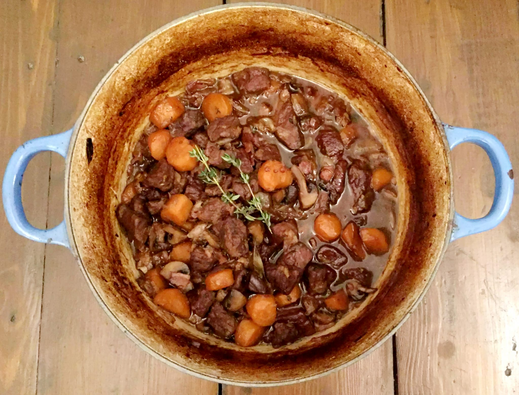 Boeuf Bourguignon by Emma Eats & Explores - SCD, Paleo, Grainfree, Glutenfree, Dairyfree, Sugarfree, Clean Eating