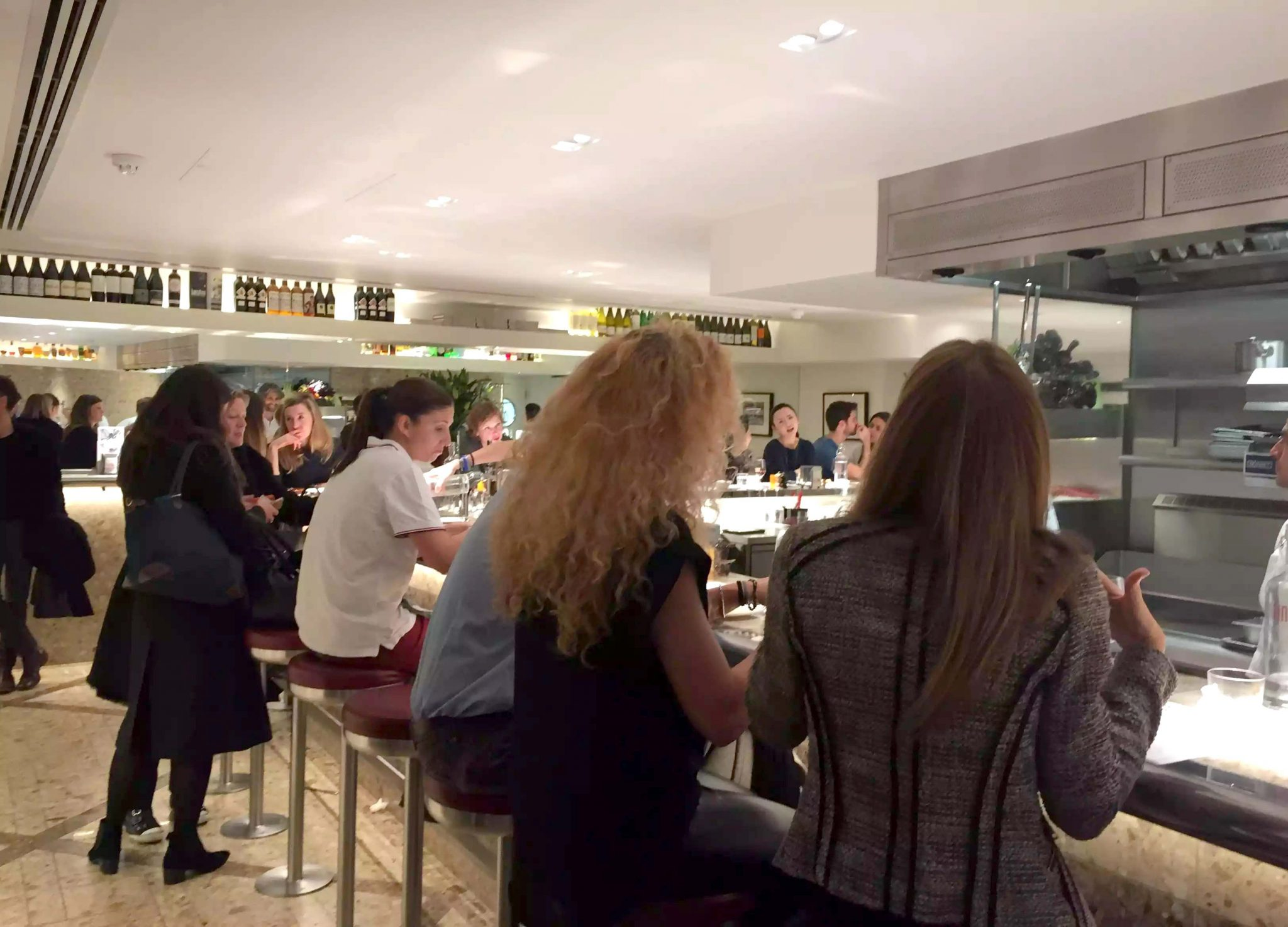 Barrafina Tapas Restaurant - Dean St, Soho, London by Emma Eats & Explores