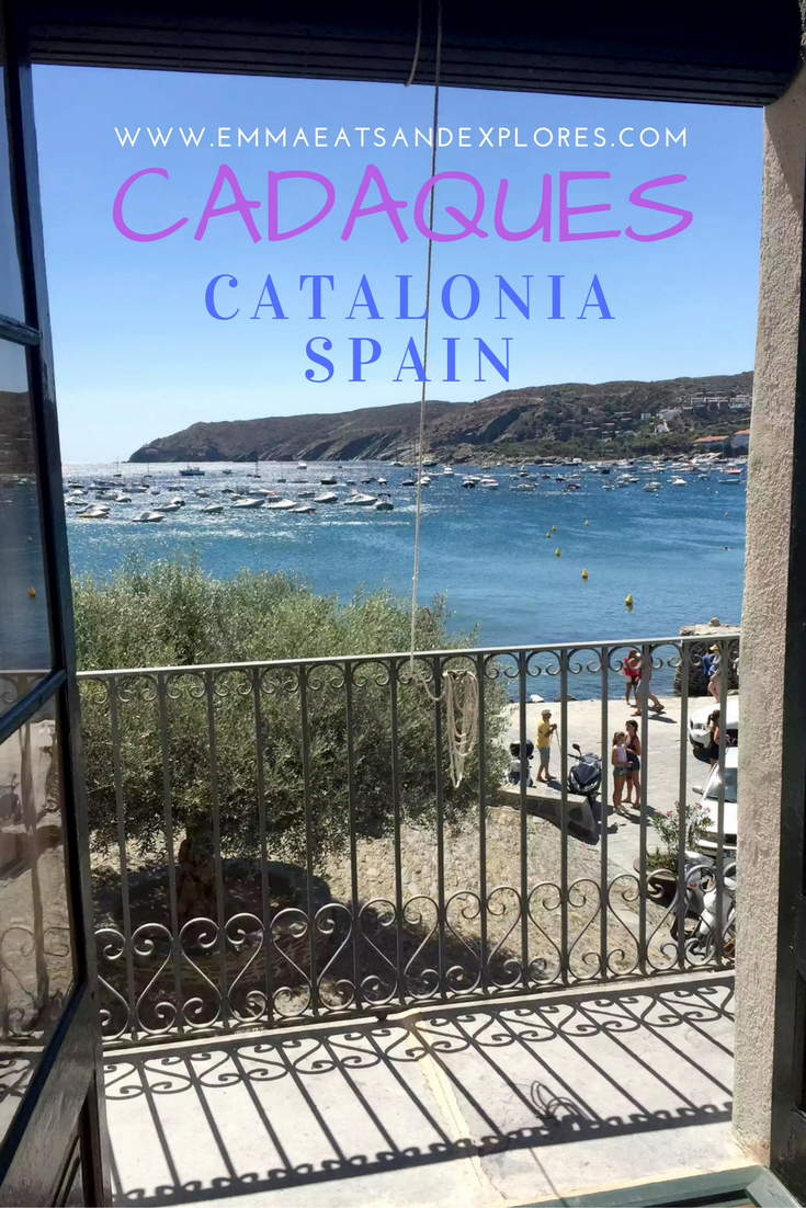 Cadaques, Catalonia, Spain by Emma Eats & Explores