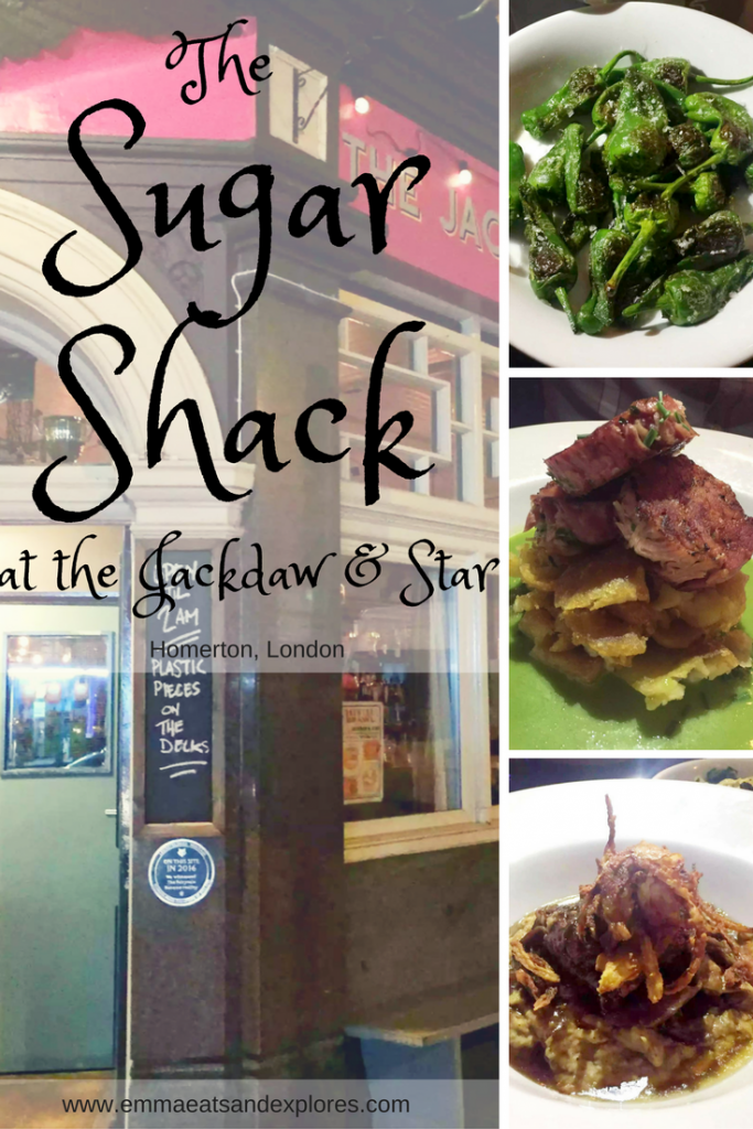 The Sugar Shack Restaurant Review by Emma Eats & Explores