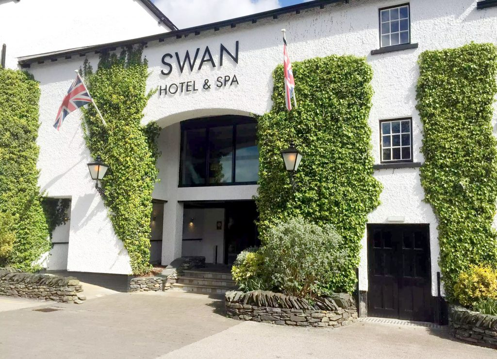 The Swan Hotel Newby Bridge, Lake District, Cumbria by Emma Eats & Explores