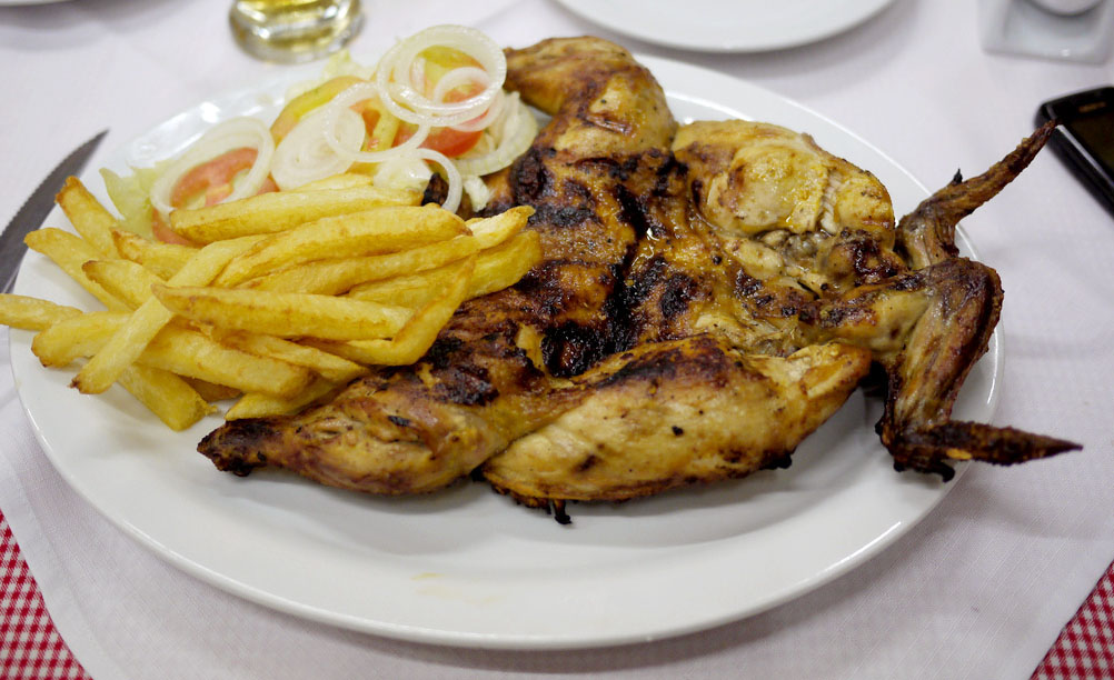 Marufos - The Chicken Shack - Almancil, Algarve, Portugal by Emma Eats & Explores