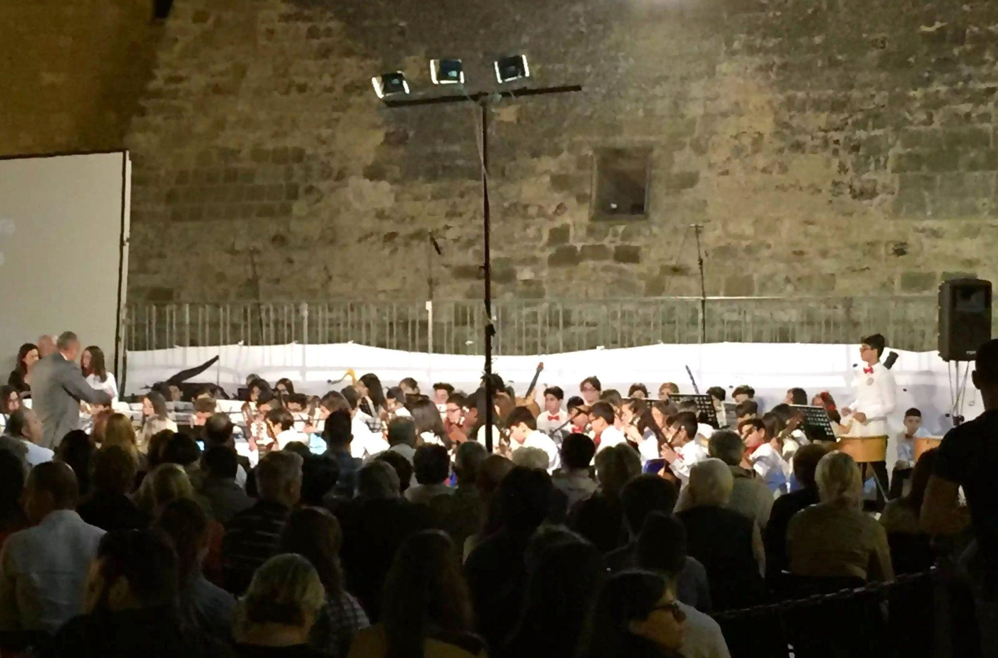 Pulsano Town Concert Dinner Square Puglia