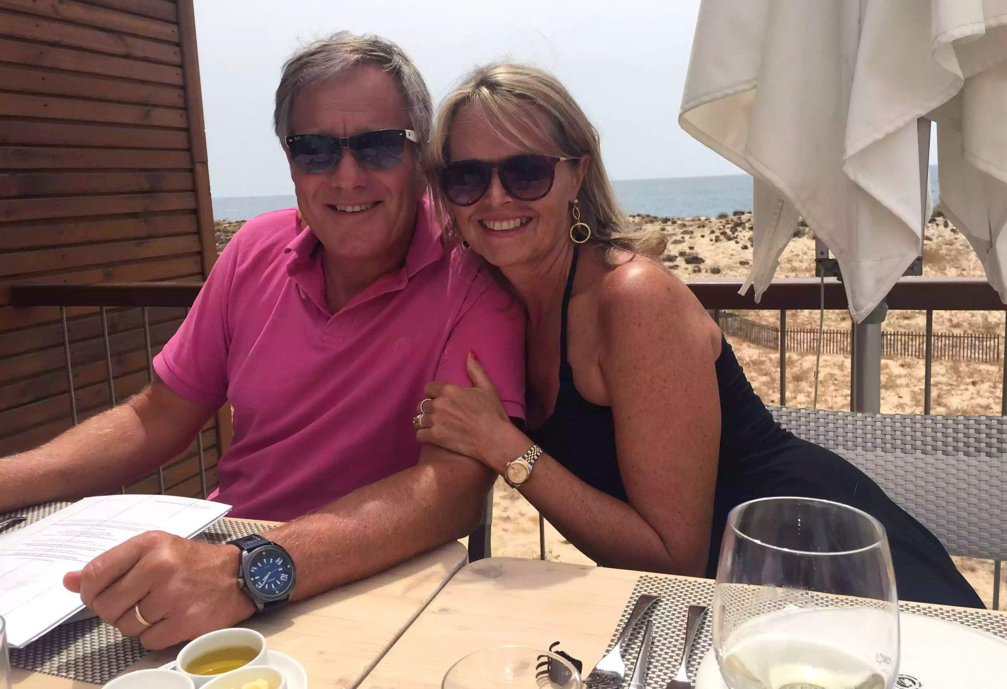 2Passos - Praia d'Ancao -Algarve - Portugal - Lunch