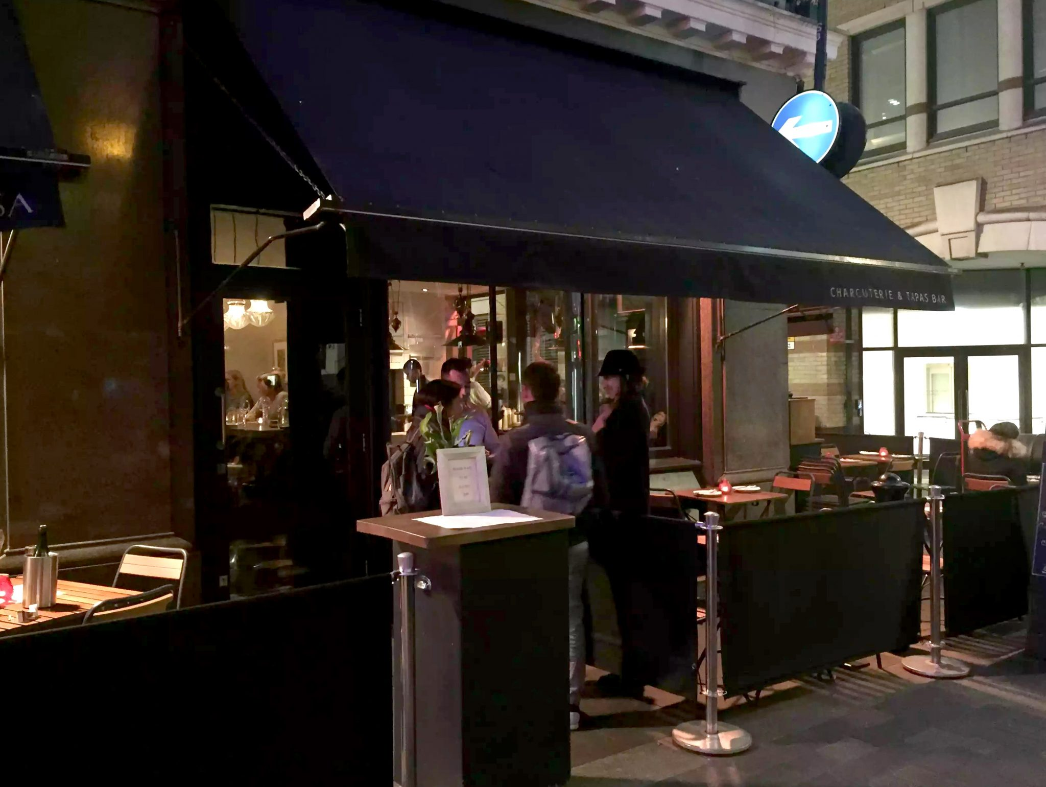 Dehesa Restaurant Review, Soho, London by Emma Eats & Explores (Spanish & Italian Tapas)
