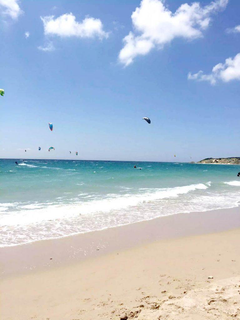 Kiteboarding in Tarifa, Spain by Emma Eats & Explores