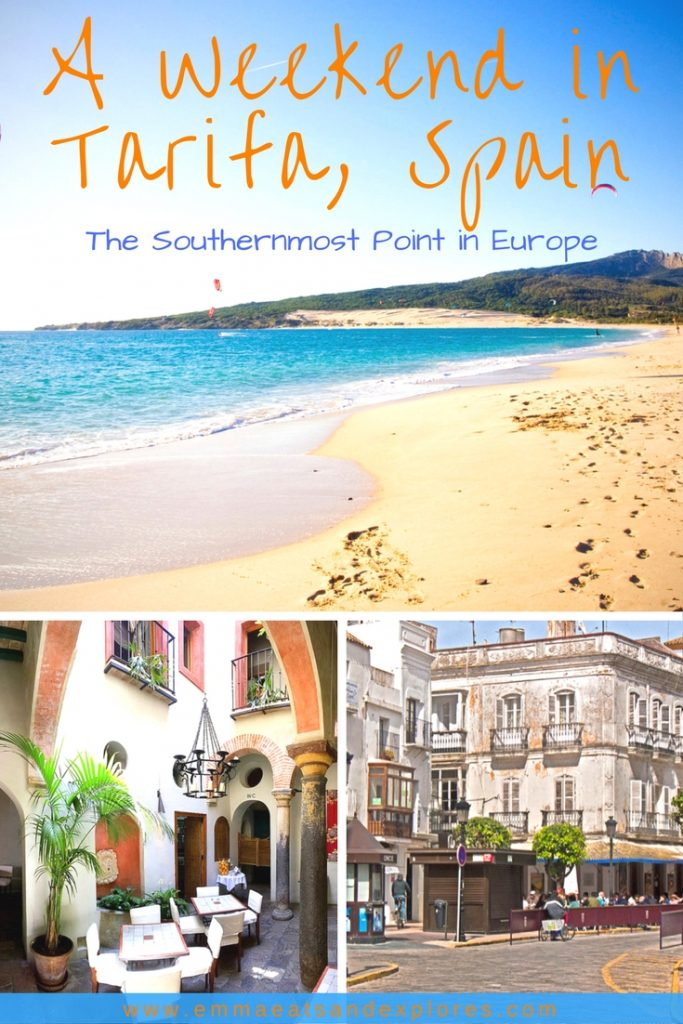 Weekend in Tarifa Day 1 by Emma Eats & Explores