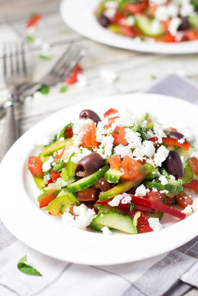 10 Grain Free Summer Salads by Emma Eats & Explores