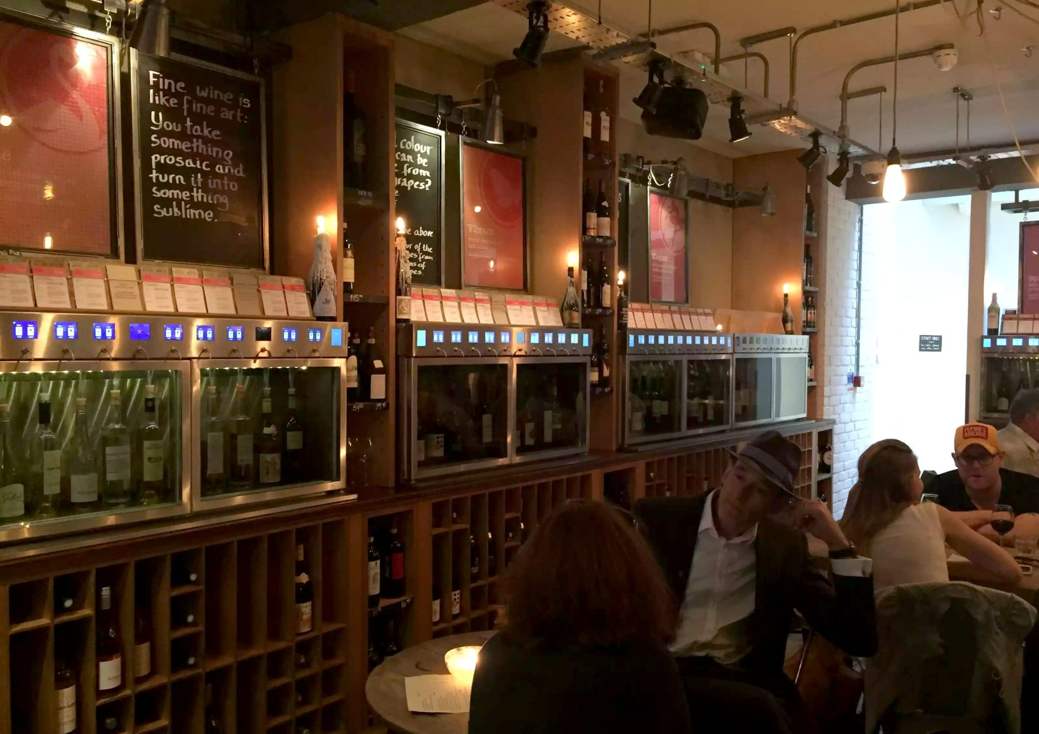 Vagabond Wines Charlotte St Fitzrovia London Wine Bar Shop