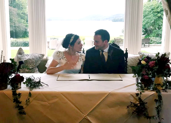 A Windermere Wedding at Storrs Hall, Lake Windermere, Lake District, Cumbria, UK by Emma Eats & Explores