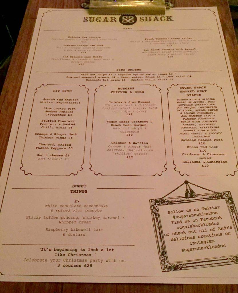 The Sugar Shack Restaurant Review by Emma Eats & Explores