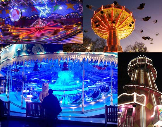 Winter Wonderland - Hyde Park, London by Emma Eats & Explores