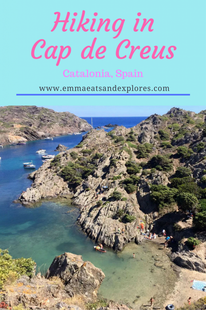 Cap de Creus, Catalonia, Spain by Emma Eats & Explores