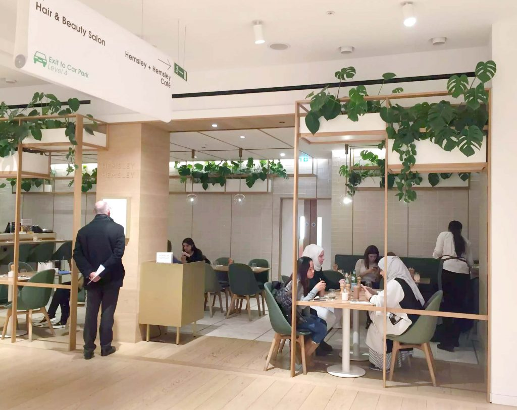 Hemsley And Hemsley Cafe, Selfridges, London by Emma Eats & Explores - Grain-Free, Gluten-Free & Refined Sugar-Free
