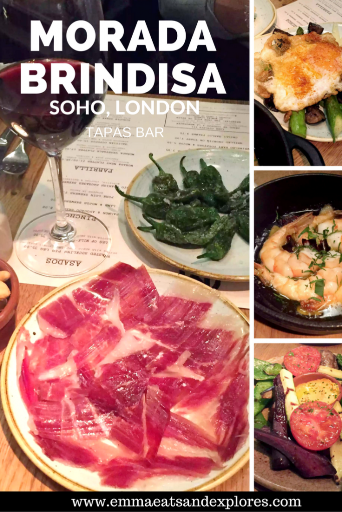Morada Brindisa - Soho, London by Emma Eats & Explores