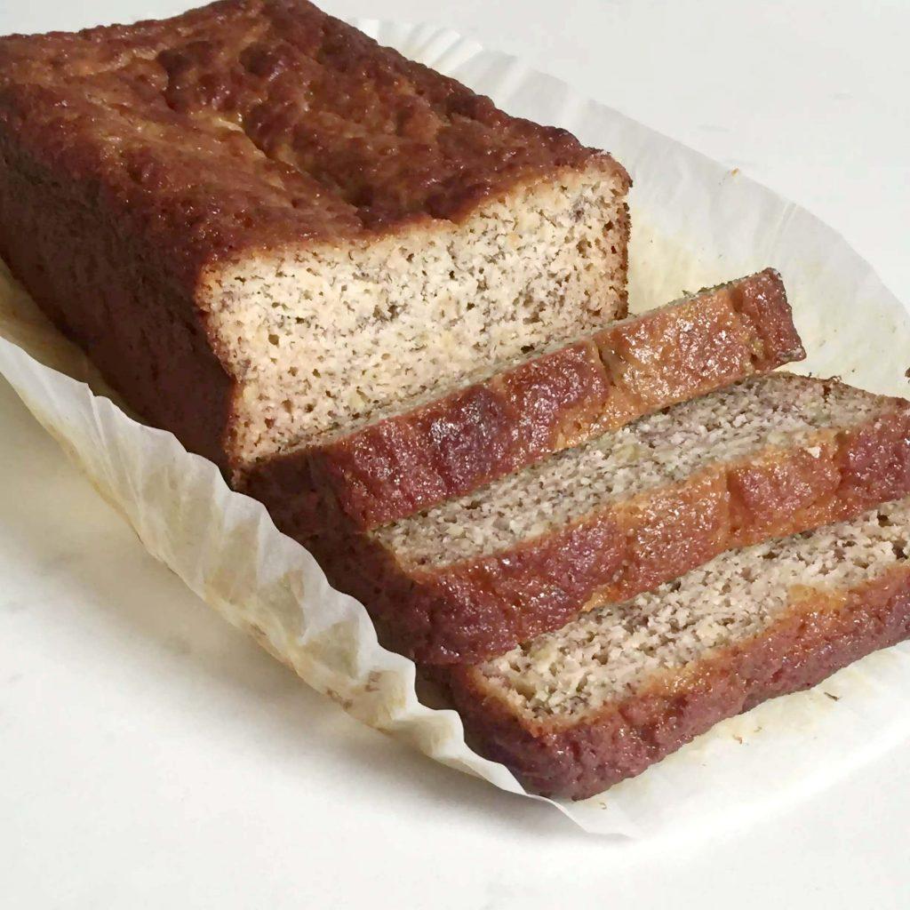Grain Free Banana Bread by Emma Eats & Explores