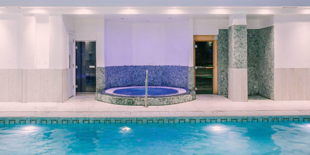 Hotel With Pool Outside Every Room