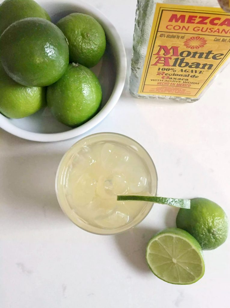Mezcal Margarita by Emma Eats & Explores