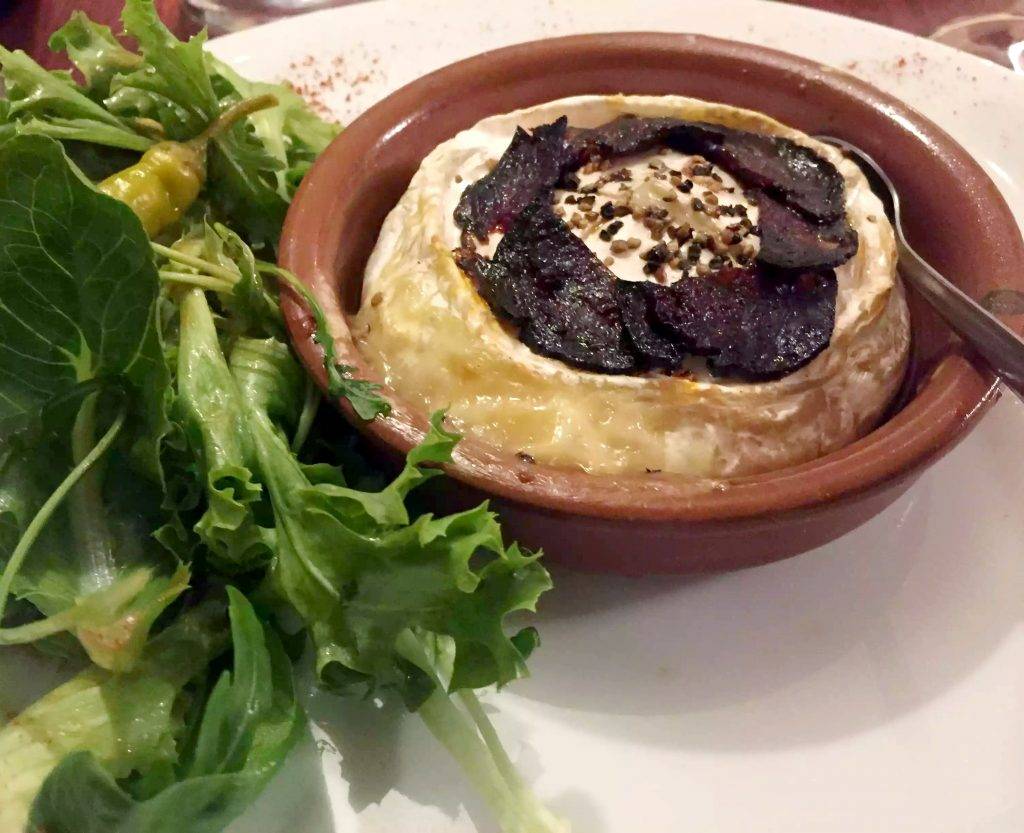 Dinner at L'Etable Biarritz France by Emma Eats & Explores