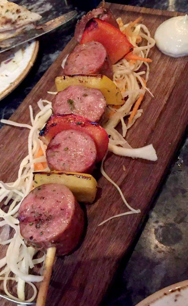 Suvlaki Soho London by Emma Eats & Explores - Greek Restaurant