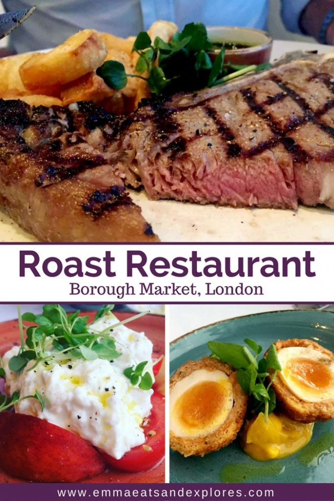 Roast Restaurant, Borough Market, London by Emma Eats & Explores