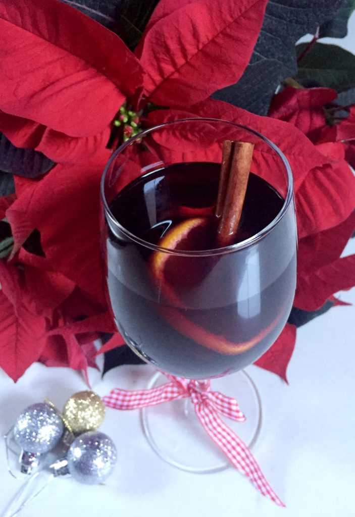 Mulled Wine - Refined Sugar-Free by Emma Eats & Explores