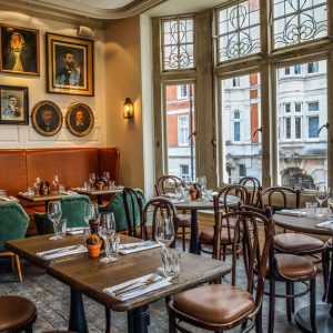 The Coach Maker's Arms - Marylebone, London by Emma Eats & Explores