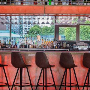 Jazzgir - South Quay, Canary Wharf, London by Emma Eats & Explores
