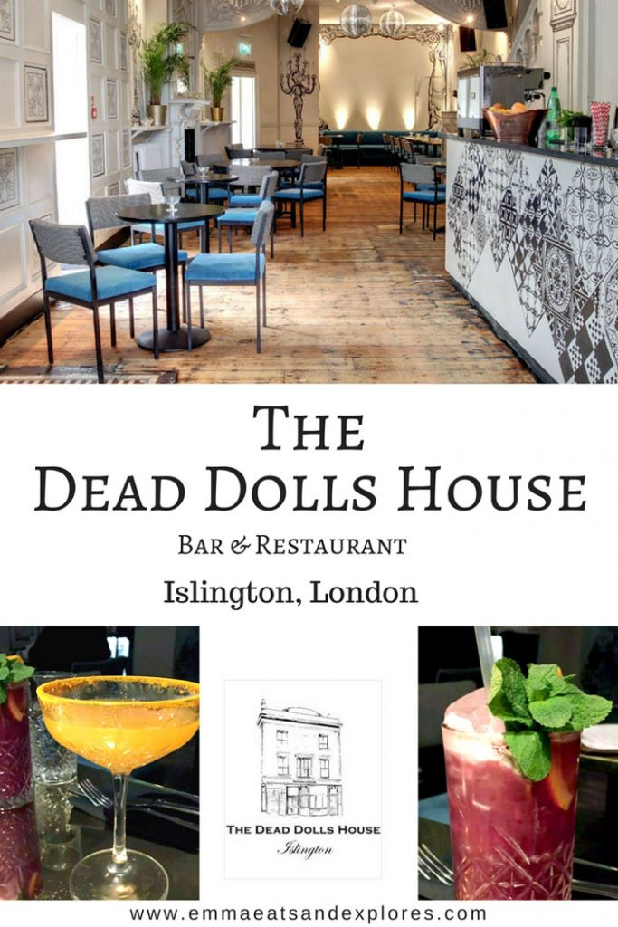 The Dead Dolls House - Islington, London by Emma Eats & Explores