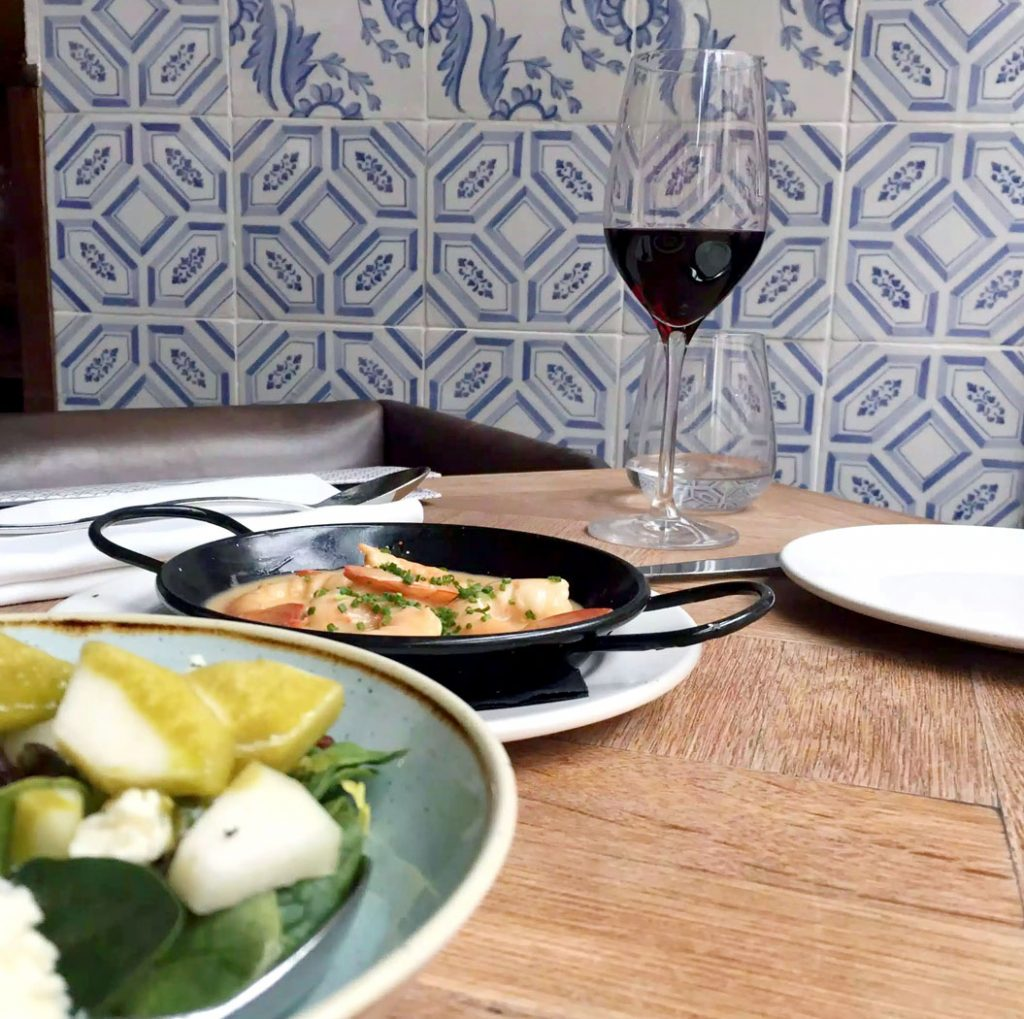 Iberica Restaurant - Gt Portland St, Marylebone, London by Emma Eats & Explores