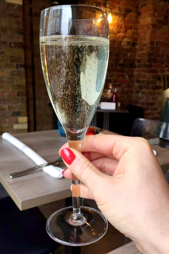 Bottomless Brunch at Per Bacco Italian Restaurant - Parsons Green, London by Emma Eats & Explores