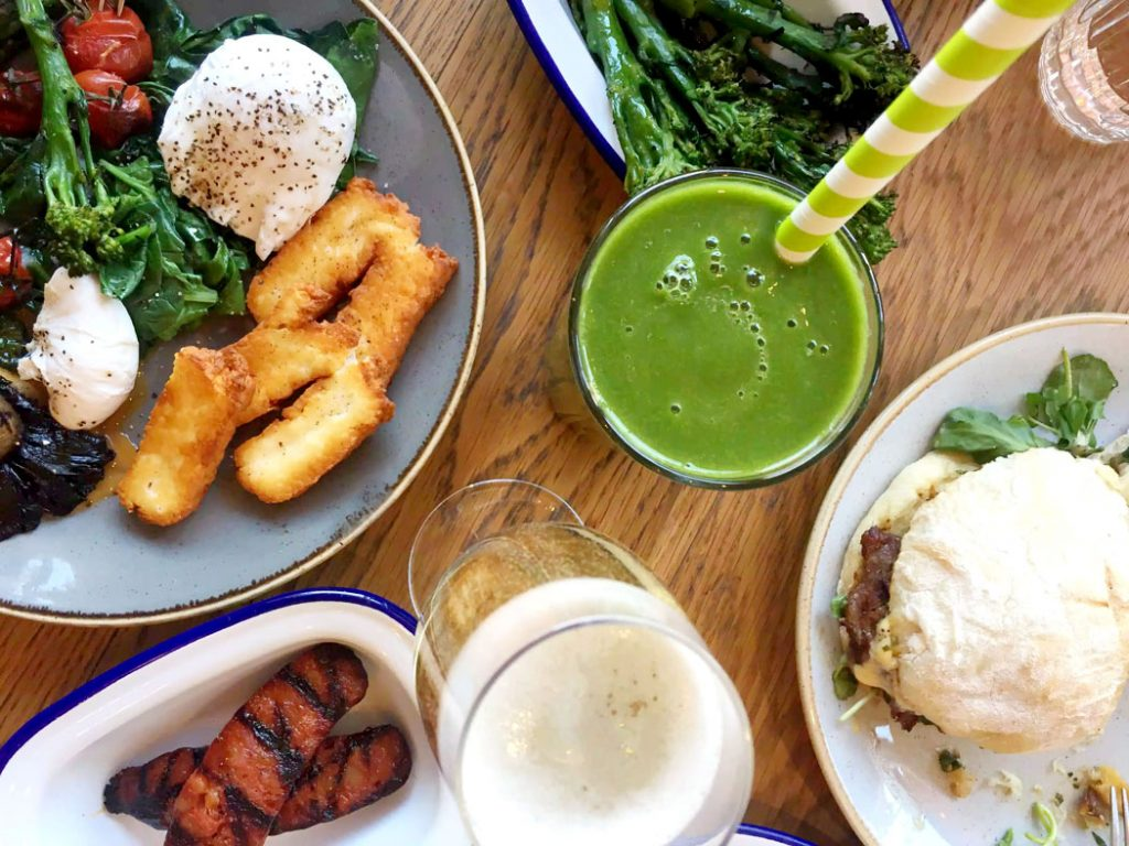 Brunch at Arlo's Balham by Emma Eats & Explores
