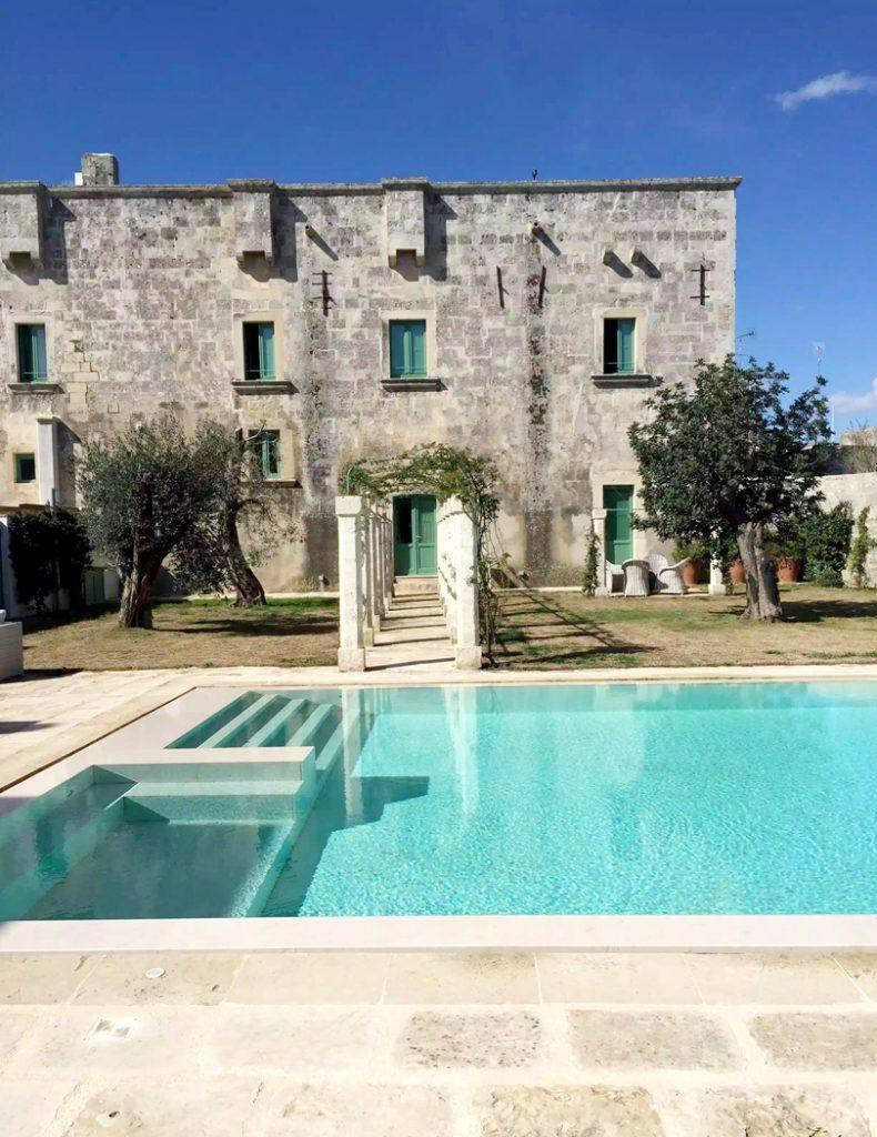 Palazzo Ducale Venturi - Minervino di Lecce, Puglia, Salento, Italy by Emma Eats & Explores