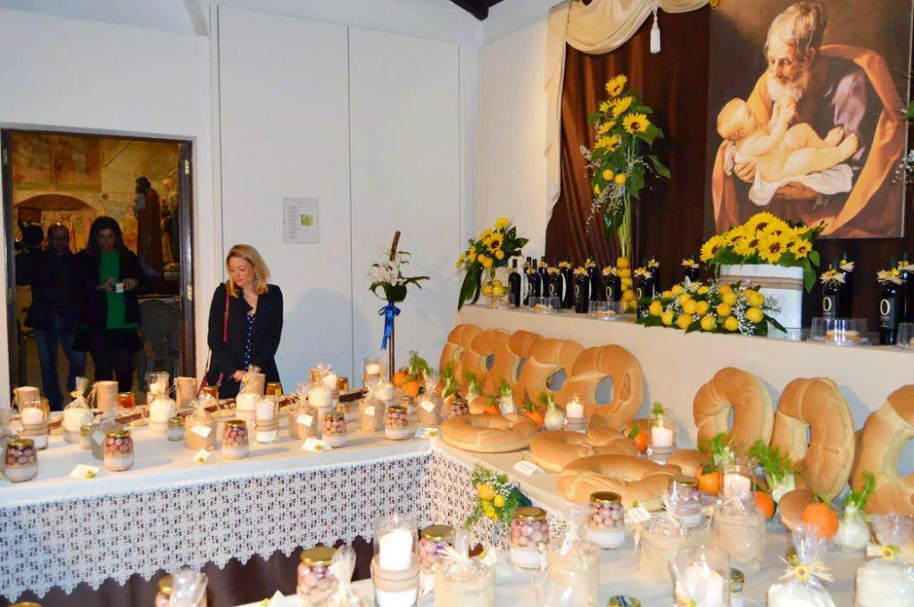 Tavole di San Giuseppe - Tables of St Joseph by Emma Eats & Explores