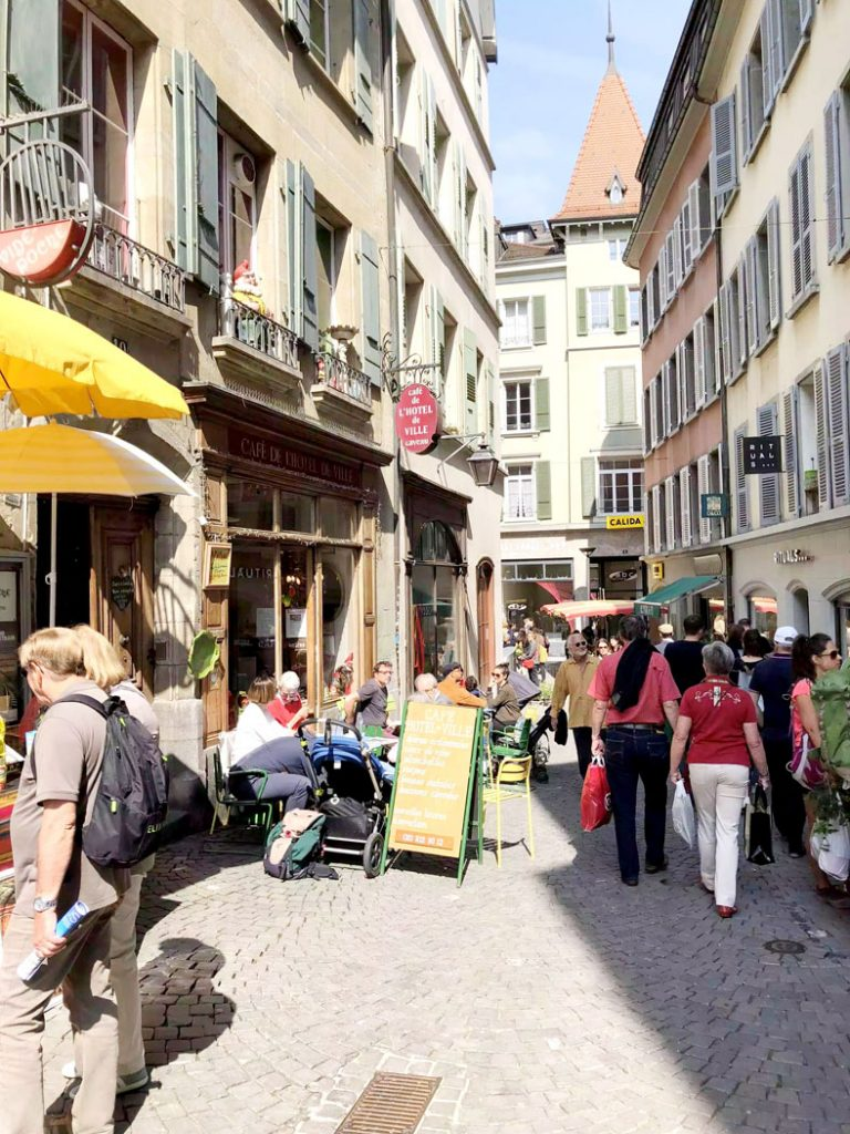 Lausanne for Foodies by Emma Eats & Explores