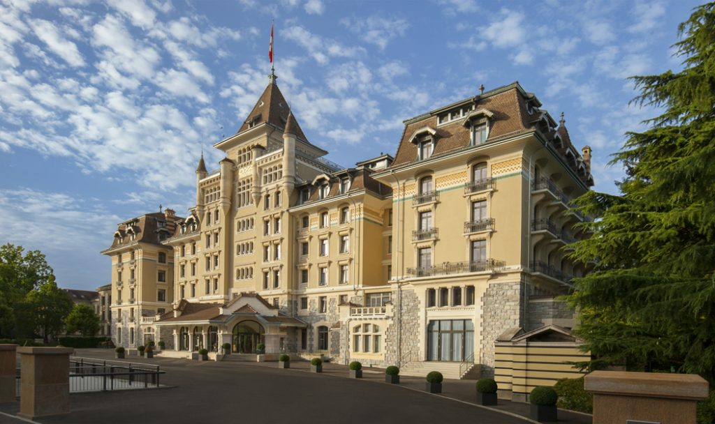 Royal Savoy Hotel - Lausanne, Switzerland by Emma Eats & Explores
