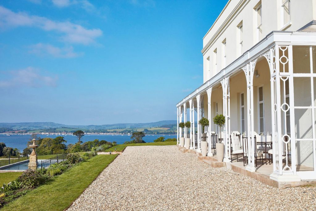 Lympstone Manor - Lympstone, Devon, UK by Emma Eats & Explores