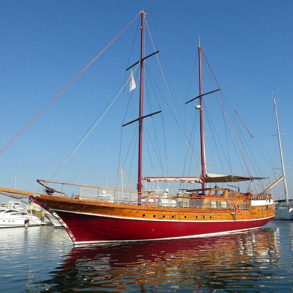 Sailing in Larnaca, Cyprus with Tripadvisor Attractions by Emma Eats & Explores