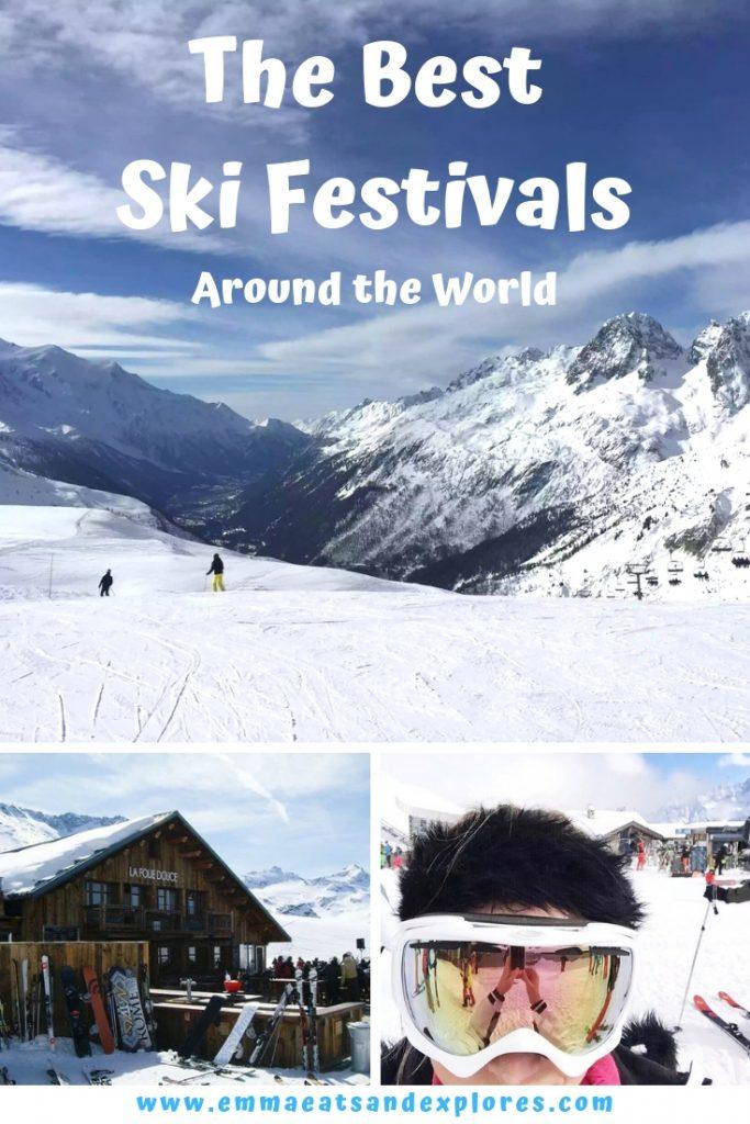 Best Ski Festivals by Emma Eats & Explores