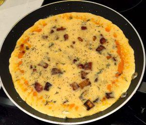 Chorizo Butternut Squash Frittata by Emma Eats & Explores - SCD, Paleo, Grain-Free, Gluten-Free, Sugar-Free & Low Carb