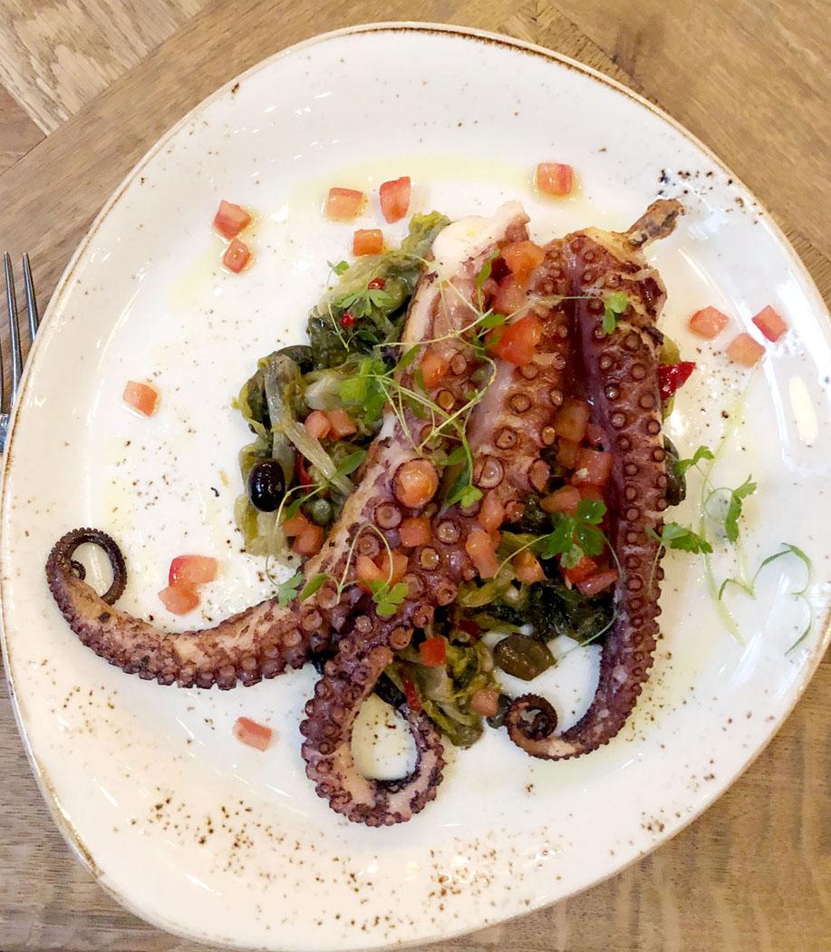 Bocconcino Restaurant Mayfair London by Emma Eats & Explores