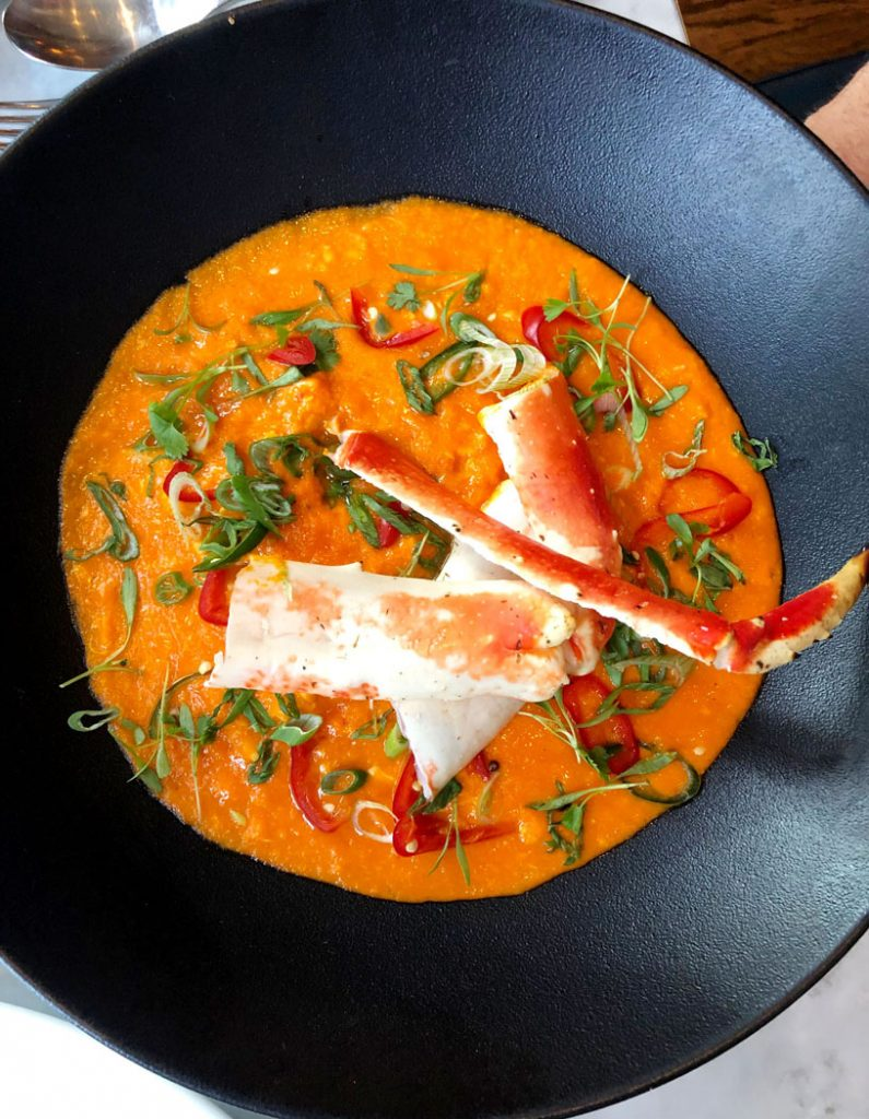 Fancy Crab - Marylebone - London by Emma Eats & Explores
