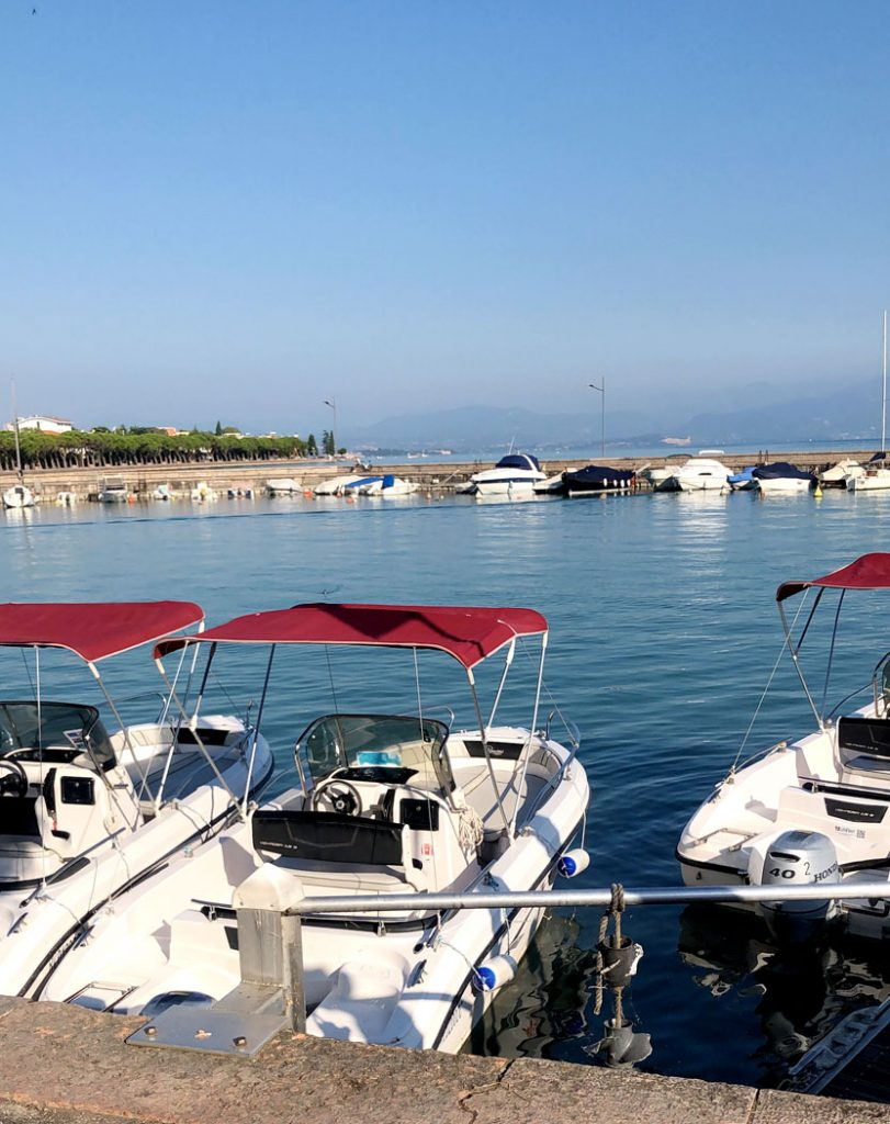 Peschiera Boat Rental