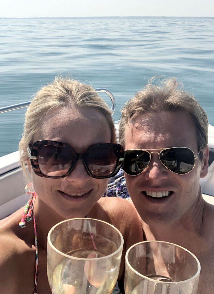 Cheers to wine on Lake Garda